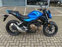2018 Honda CB CB500FAJED (18MY) Manual Street & Touring Petrol Manual