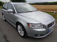 2012 Volvo V50 1.6 D DRIVe SE Lux 5dr (start/stop)