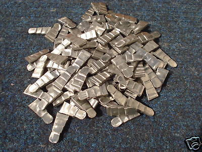 "50  METAL WEDGES FOR HAMMERS, BLACKSMITH, 1/2"" NEW"