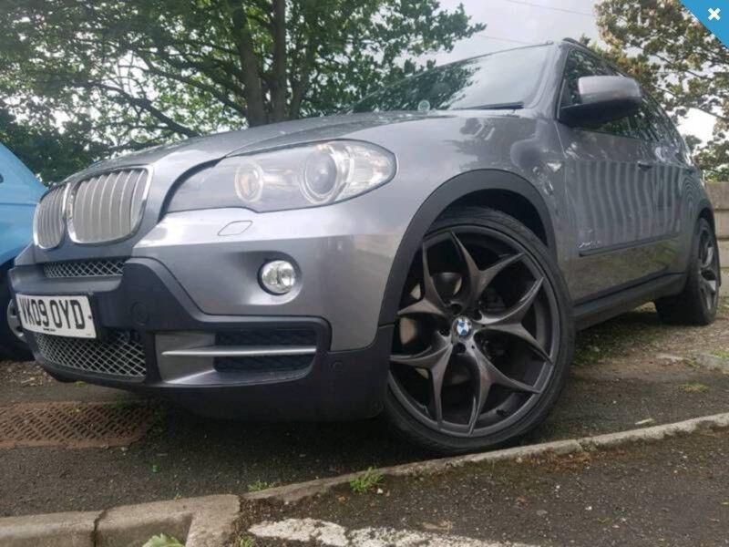 BMW X5 335 TWIN TURBO TDI X DRIVE