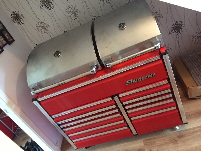 Snap on epiq bbq grill snapon toolbox snap-on tools : in Moredun, Edinburgh : Gumtree