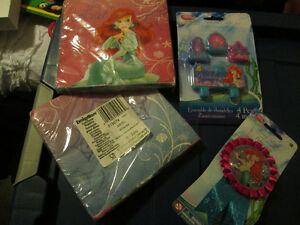Little Mermaid Birthday Supplies