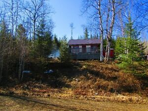 Camp for Sale - Sandstone Lake