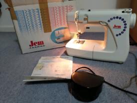 Janome Jem 639 sewing machine