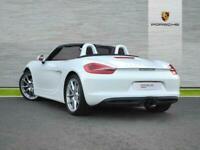 2015 Porsche Boxster 24V PDK Semi Auto Convertible Petrol Automatic