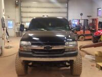 jacked and stacked diesel forsale