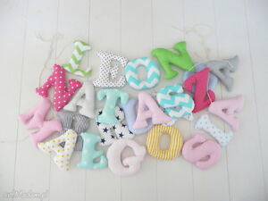 Baby name WALL LETTERS check my Facebook SHIPPING JUST $7!!!