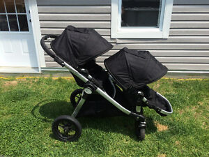 Poussette Babyjogger City Sélect Double