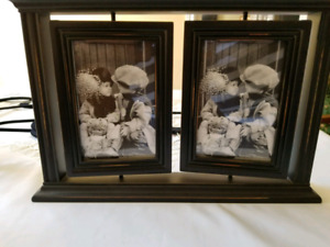 6 x 4 Rotating Picture Frames