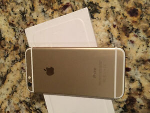 White iPhone 6 locked to Sasktel with all accessories