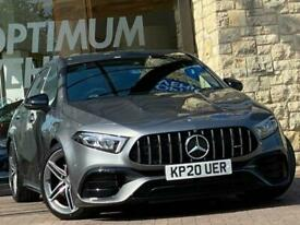 image for 2020 Mercedes-Benz A45 AMG S 4MATIC PLUS Auto Hatchback Petrol Automatic
