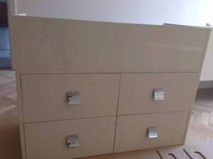 Brand new - 2 custom made in Australia bathroom vanity units Darling Point Eastern Suburbs Preview
