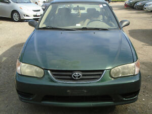 1999 Toyota Corolla Sedan Cambridge Kitchener Area image 7