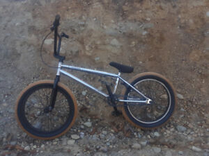 Dugan signature BMX bike 2017