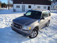 2002 Ford Explorer Sport 4x4 Fresh Safety