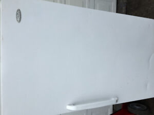 """WOODS stand up freezer for sale delivery available. 66"""" x 30"""""""