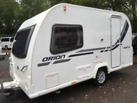 ☆ 2012/13 BAILEY ORION 400 / 2 ☆ TOURING CARAVAN 2 BERTH ☆ 1 OWNER FROM NEW ☆