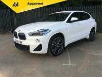 2018 BMW X2 2.0 XDRIVE20D M SPORT 5d 188 BHP Hatchback Diesel Automatic