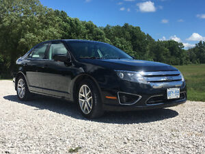 2010 Ford Fusion SEL Snows, Leather, Sunroof, Heated Seats