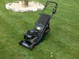 Hayter 41 lawn mower
