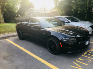 2016 dodge charger R/T / Pursuit 5.7 Hemi