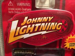 Johnny Lightning 1:64 scale Diecast car collection