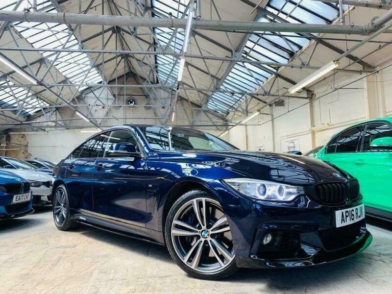 2016 BMW 4 Series Gran Coupe 3 0 435d M Sport Gran Coupe Sport Auto xDrive  (s/s) | in Basford, Nottinghamshire | Gumtree