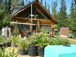 Turn Key Off Grid Homestead for Sale by Owner