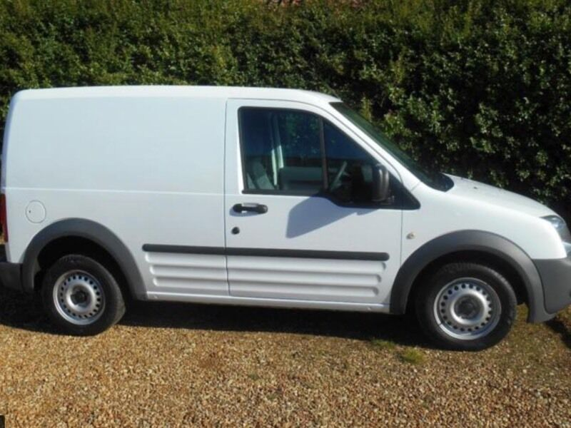 FORD TRANSIT CONNECT 1.8 TDCI PANEL VAN 2008 GREAT SPEC CLEAN EXAMPLE !!!