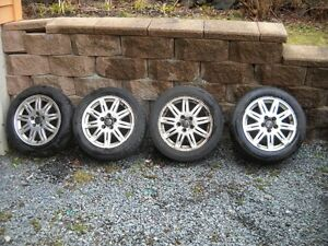 16 in. Volvo rims