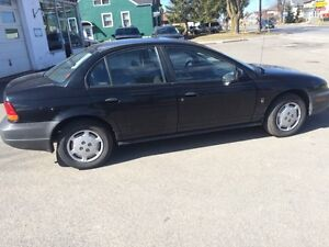 1997 Saturn 124261 kms cert and etest