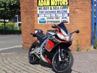 Aprilia RS4VF 125CC,RACE TEAM COLORS,2 OWNERS,ONLY DONE 7800 MILS,NICE BIKE