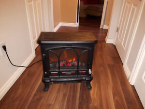 Portable Fireplace for Sale