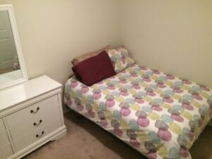 MOVE-IN READY Furnished Bedroom in Timberlea