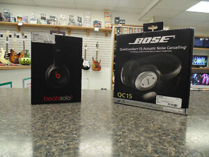BEATS and BOSE headphones for SALE!