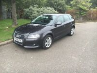 2009/58 Audi A3 TDI sportback new shape DRL service PX welcome