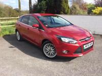 Ford Focus 1.6 TI-VCT ( 125ps ) 2011.25MY Zetec