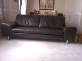 ba0b0aa7dbf Leather sofa for Sale in South Yorkshire | Sofas, Couches ...