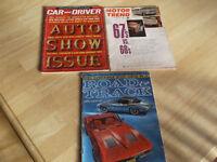 revues ,magazines,antiques,antiquité,automobiles