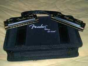Fender harmonica's 180 $