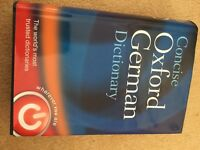 Concise Oxford German Dictionary g