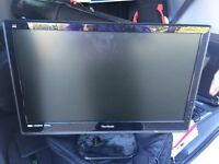 Viewsonic VX2453MH-LED 24-Inch Ultra-thin Widescreen LED Monitor
