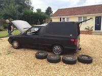 Skoda felicia pickup 1996