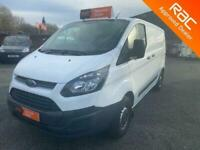 2015 Ford Transit Custom 2.2 270 LR P/V 99 BHP PANEL VAN Diesel Manual