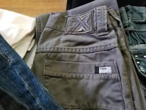 Boys clothes - guess, billabong,  mex, gap, west 49