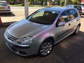 2007 Volkswagen Golf 1.9TDI S - MOT: 25 Mar 18 - 6 Serv Stamps up to 83,298