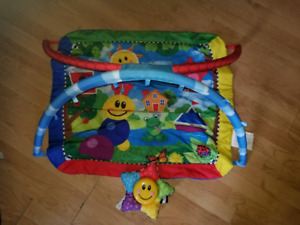 Infant Floor/Tummy Play Mat