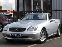 2002 Mercedes Benz SLK SLK 200K 2dr 2 door Convertible
