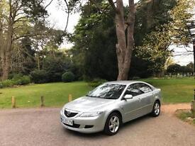 2003/53 Mazda 6 2.0 TS 5 Door Hatchback Silver