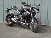 TRIUMPH STREET TRIPLE RS 765 NAKED MOTORCYCLE